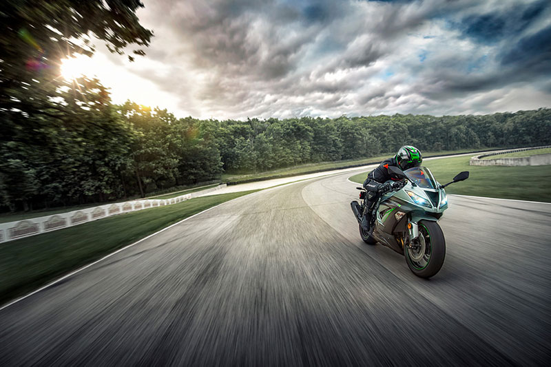 2018 Kawasaki NINJA ZX-6R in Jamestown, New York