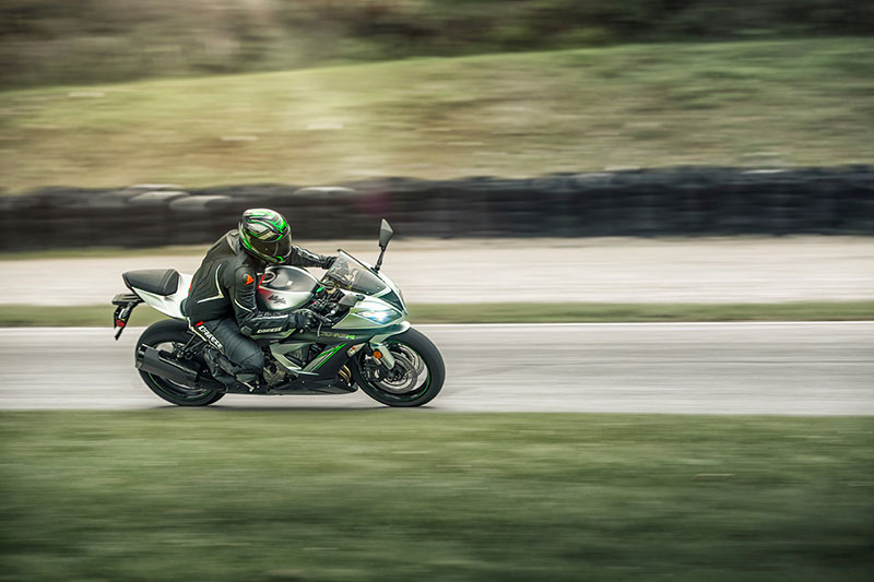 2018 Kawasaki NINJA ZX-6R in Highland, Illinois