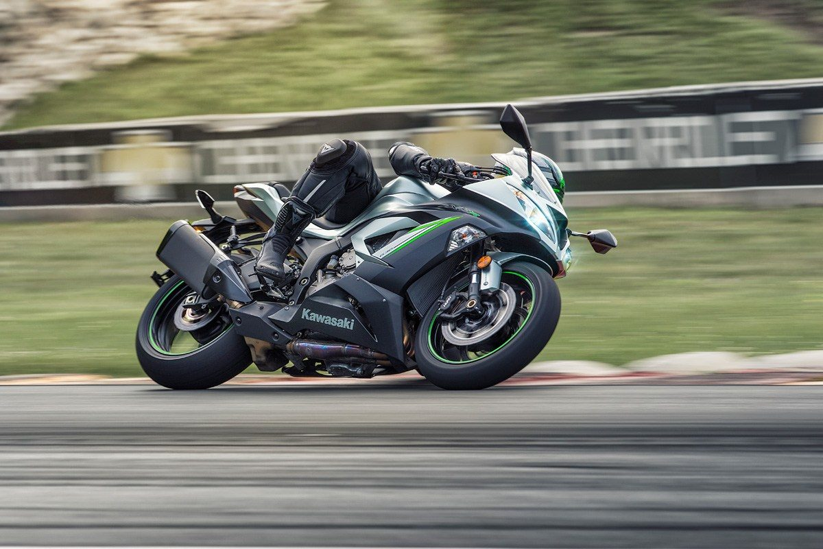 2018 Kawasaki NINJA ZX-6R in Norfolk, Virginia