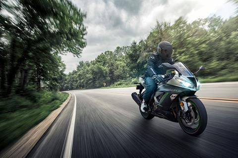2018 Kawasaki NINJA ZX-6R in Northampton, Massachusetts