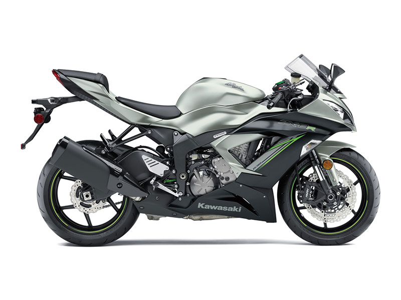 2018 Kawasaki NINJA ZX-6R ABS in South Hutchinson, Kansas