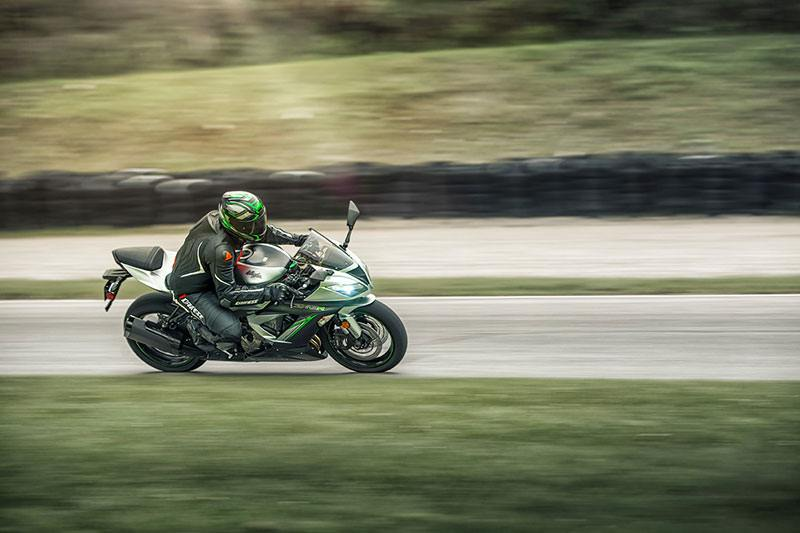 2018 Kawasaki NINJA ZX-6R ABS in Highland, Illinois
