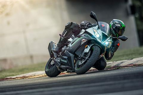 2018 Kawasaki Ninja ZX-6R ABS in South Haven, Michigan