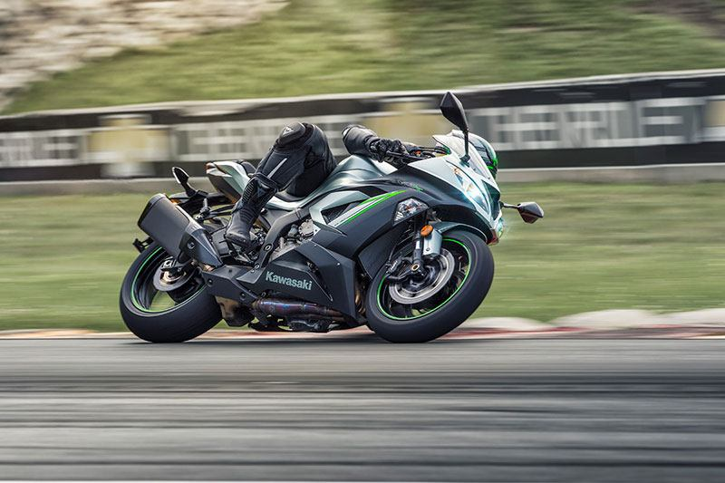 2018 Kawasaki NINJA ZX-6R ABS in Bastrop In Tax District 1, Louisiana