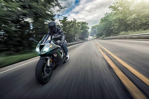 2018 Kawasaki NINJA ZX-6R ABS in Gonzales, Louisiana