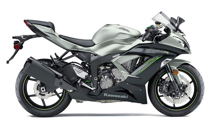 2018 Kawasaki Ninja ZX-6R ABS in South Paris, Maine
