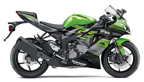 2018 Kawasaki NINJA ZX-6R ABS KRT EDITION in Wichita Falls, Texas