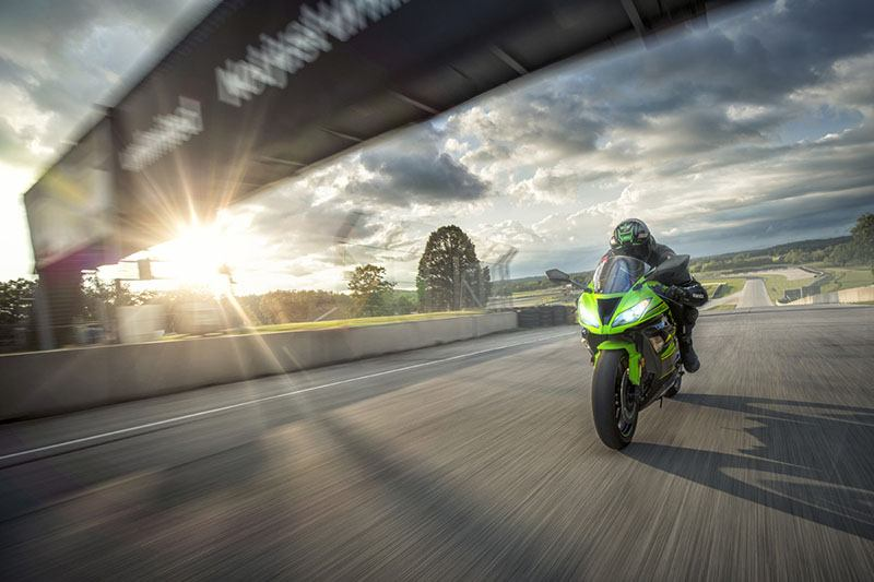2018 Kawasaki NINJA ZX-6R ABS KRT EDITION in Jamestown, New York
