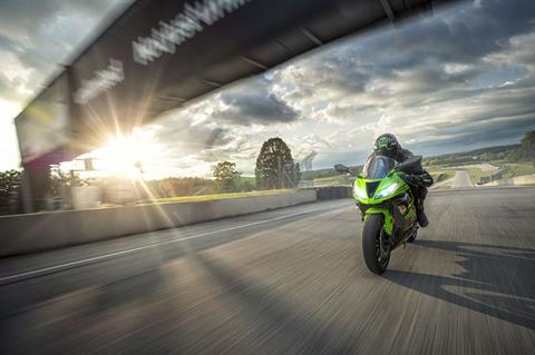 2018 Kawasaki Ninja ZX-6R ABS KRT EDITION in La Marque, Texas - Photo 4