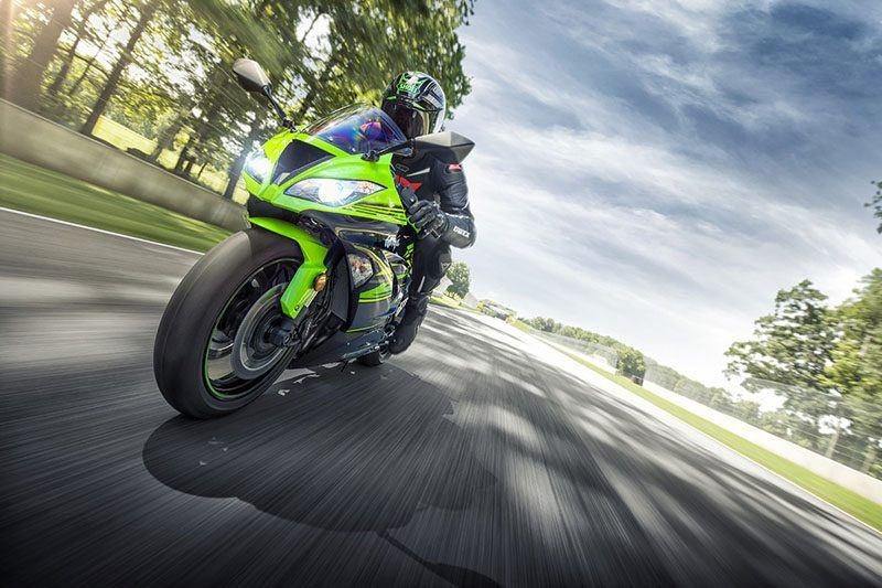 2018 Kawasaki NINJA ZX-6R ABS KRT EDITION in South Paris, Maine