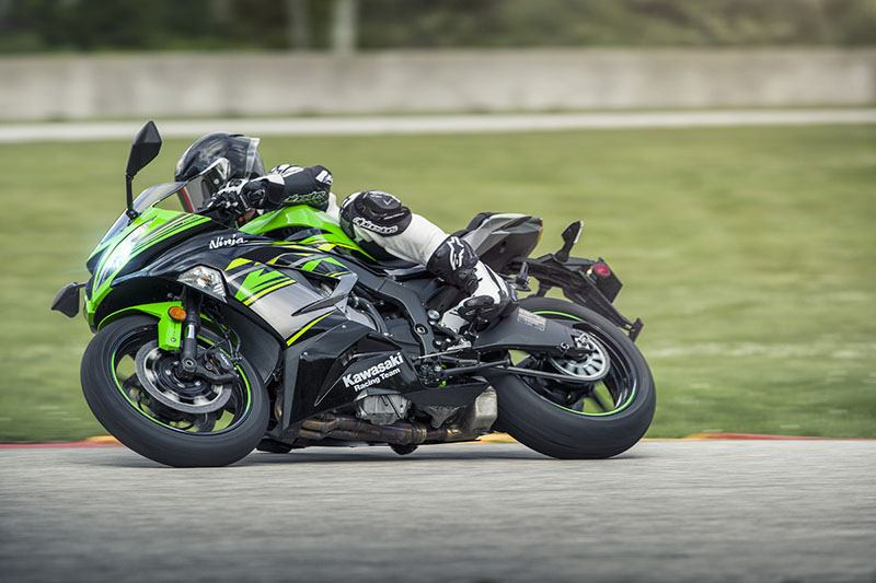 2018 Kawasaki NINJA ZX-6R ABS KRT EDITION in Merced, California