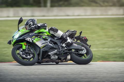 2018 Kawasaki Ninja ZX-6R ABS KRT EDITION in South Hutchinson, Kansas