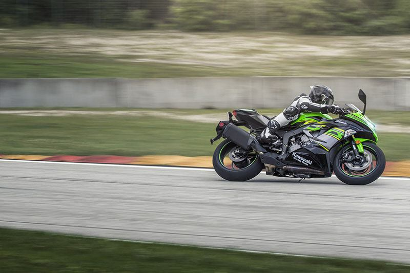 2018 Kawasaki Ninja ZX-6R ABS KRT EDITION in Santa Clara, California