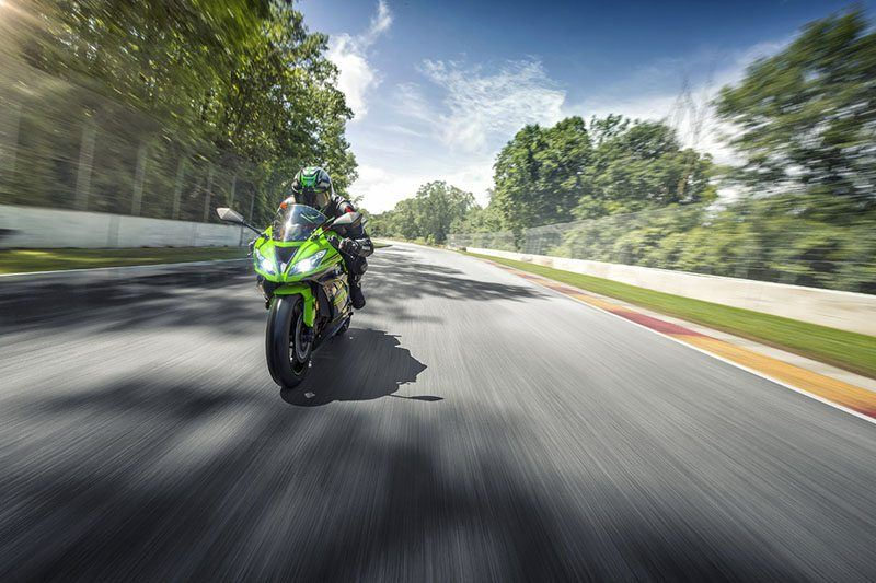 2018 Kawasaki NINJA ZX-6R ABS KRT EDITION in Northampton, Massachusetts