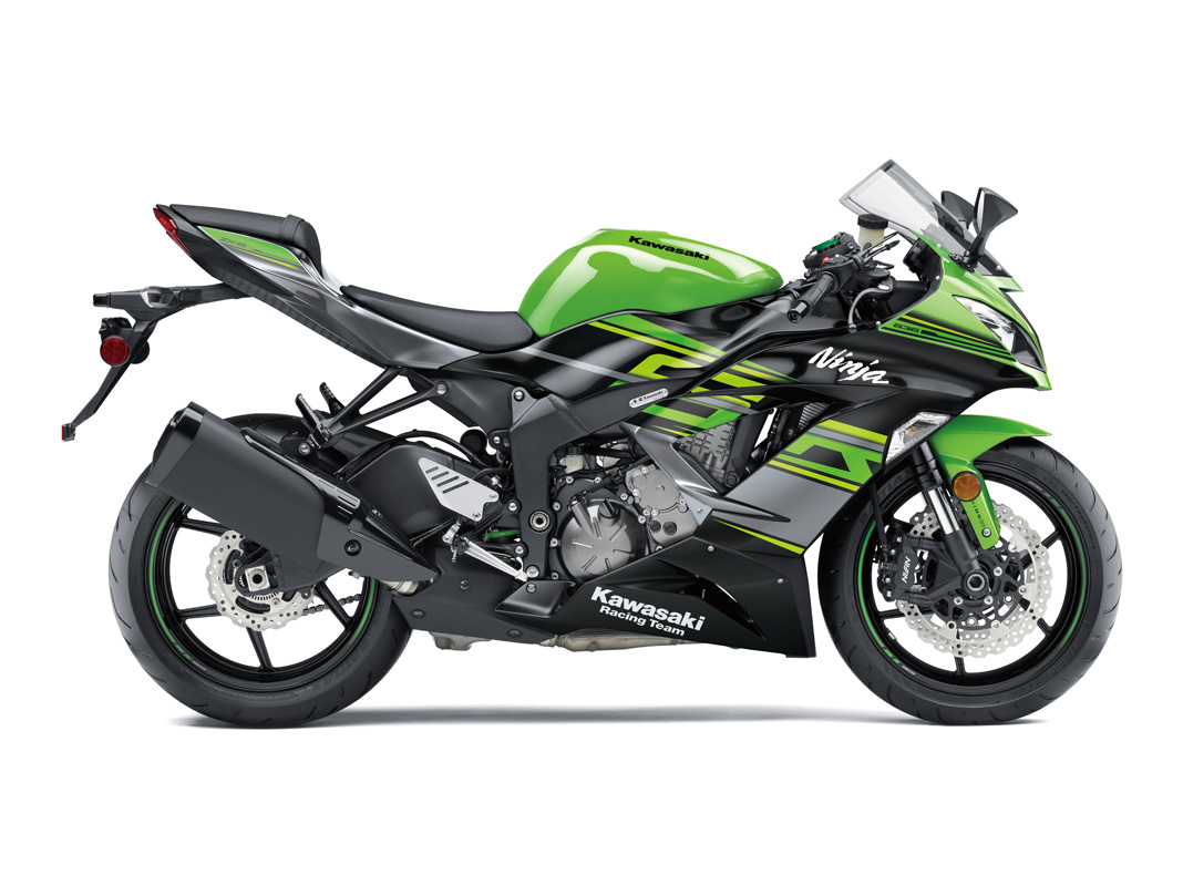 Scooters For Sale Greenville Nc >> 2018 Kawasaki NINJA ZX-6R KRT EDITION For Sale Greenville, NC : 108130