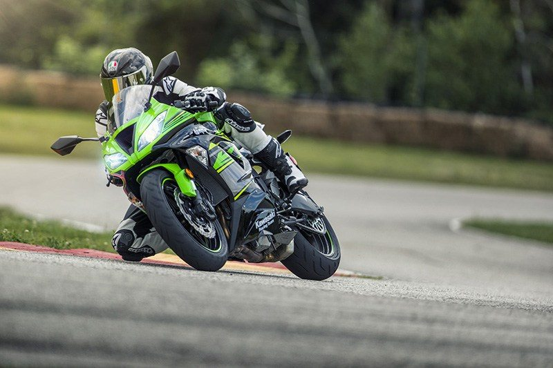 2018 Kawasaki Ninja ZX-6R KRT EDITION in Greenville, North Carolina - Photo 6