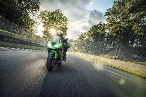2018 Kawasaki Ninja ZX-6R KRT EDITION in Greenville, North Carolina - Photo 12