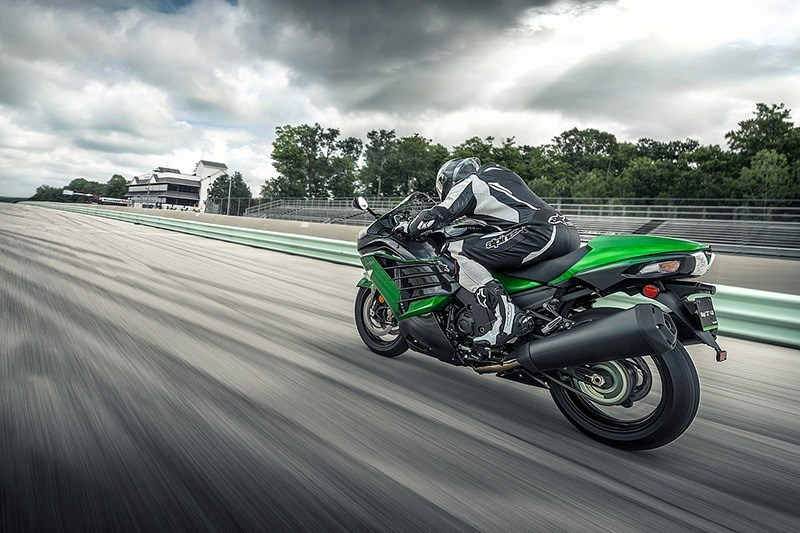 2018 Kawasaki Ninja ZX-6R KRT EDITION in Greenville, North Carolina - Photo 14