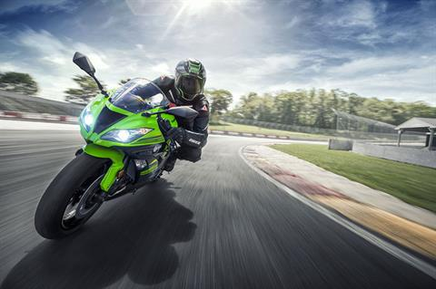 2018 Kawasaki NINJA ZX-6R KRT EDITION in Chanute, Kansas