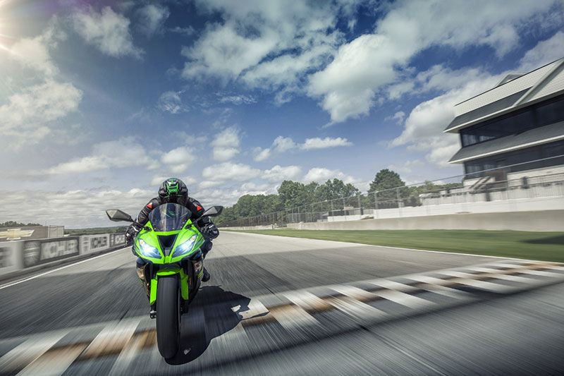 2018 Kawasaki Ninja ZX-6R KRT EDITION in Gonzales, Louisiana