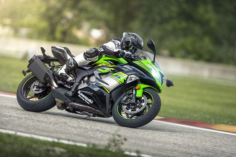 2018 Kawasaki Ninja ZX-6R KRT EDITION in South Haven, Michigan - Photo 8