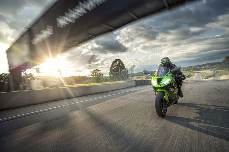 2018 Kawasaki NINJA ZX-6R KRT EDITION in Fairfield, Illinois