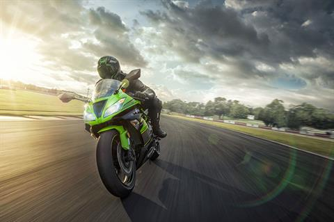 2018 Kawasaki NINJA ZX-6R KRT EDITION in Oakdale, New York