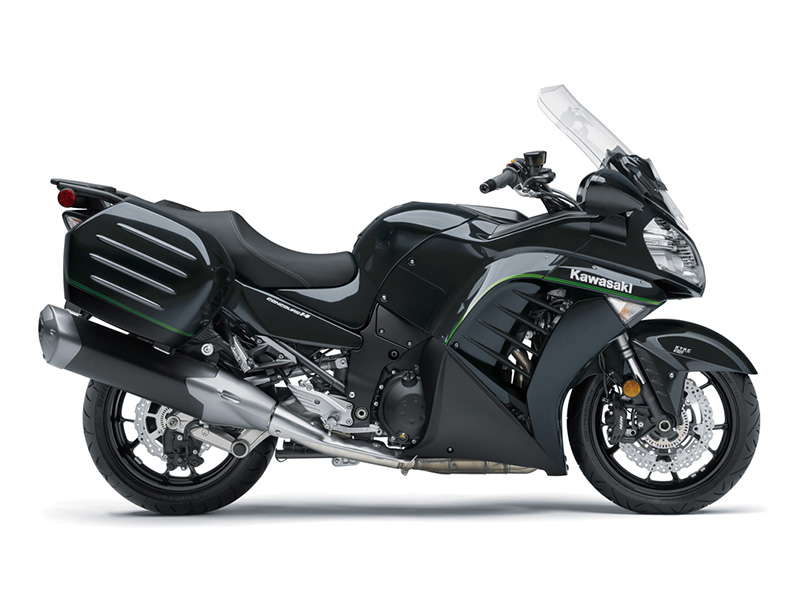 2018 Kawasaki Concours 14 ABS in New Haven, Connecticut