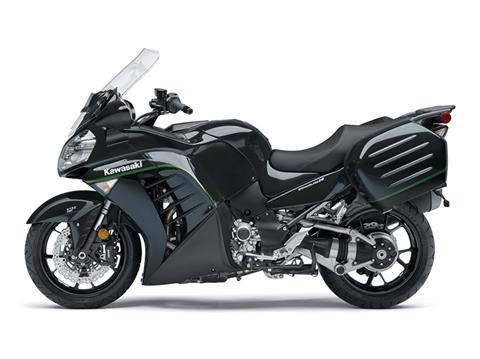 2018 Kawasaki Concours 14 ABS in Junction City, Kansas