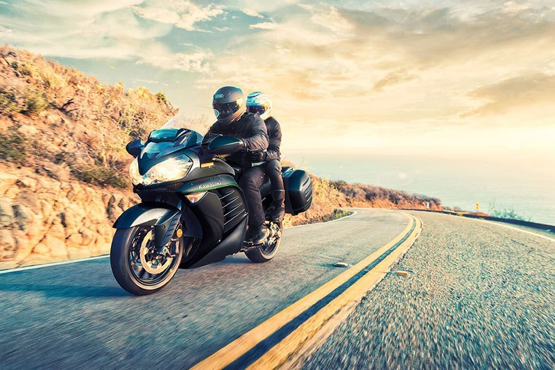 2018 Kawasaki Concours 14 ABS in Harrisonburg, Virginia