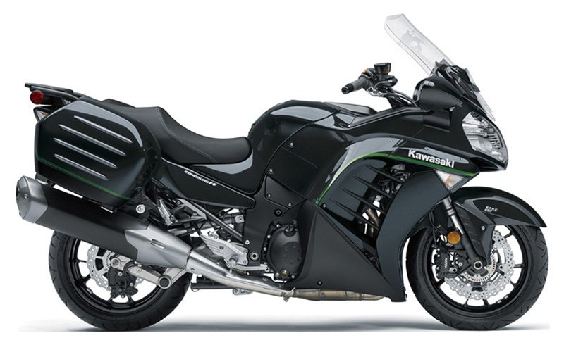 2018 Kawasaki Concours 14 ABS in Howell, Michigan