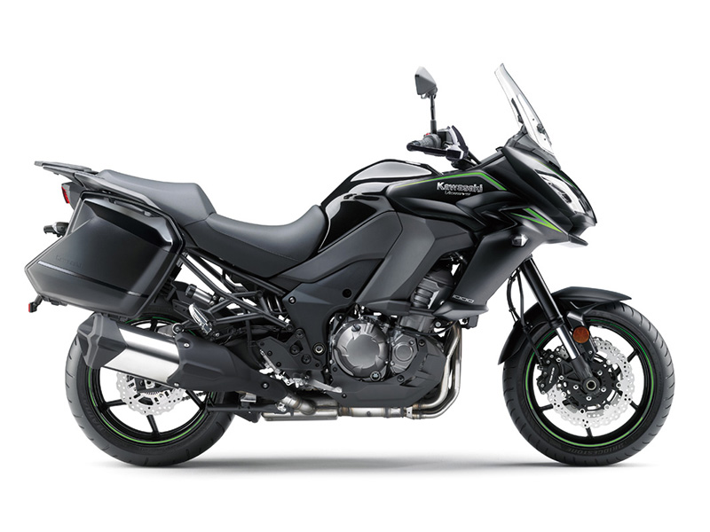 2018 Kawasaki Versys 1000 LT in San Jose, California