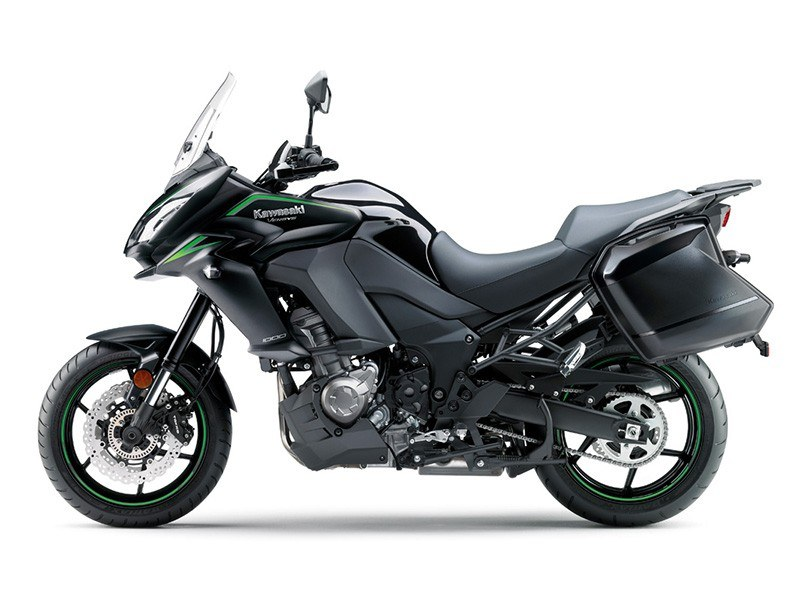 2018 Kawasaki Versys 1000 LT in Moses Lake, Washington