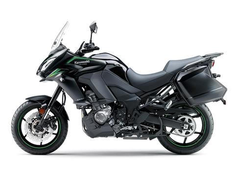 2018 Kawasaki Versys 1000 LT in Danville, West Virginia