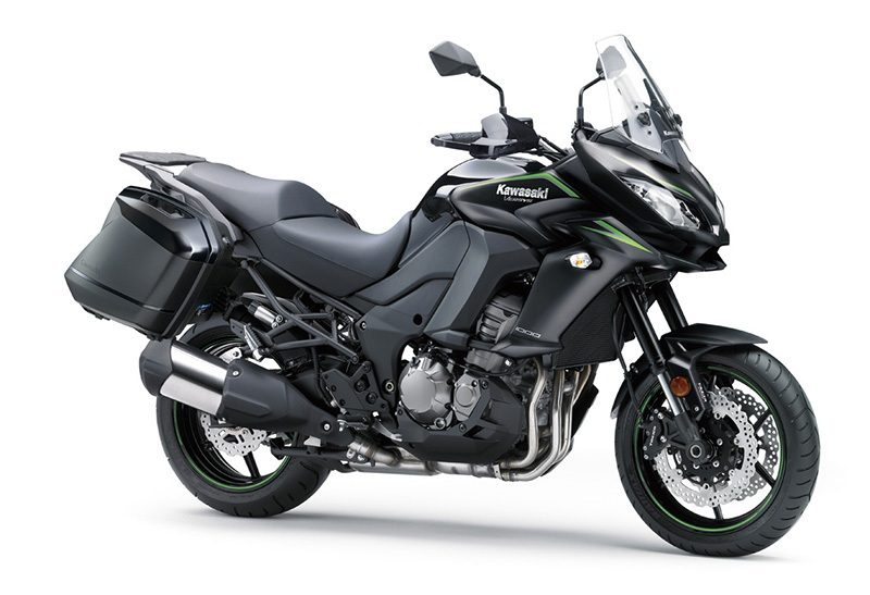2018 Kawasaki Versys 1000 LT in Asheville, North Carolina