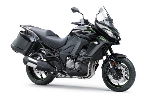 2018 Kawasaki Versys 1000 LT in Freeport, Illinois