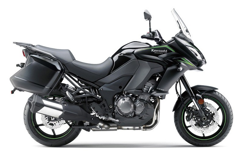 2018 Kawasaki Versys 1000 LT in Biloxi, Mississippi - Photo 1