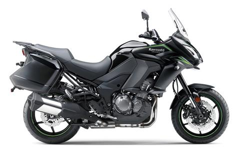 2018 Kawasaki Versys 1000 LT in Greenville, North Carolina