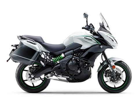 2018 Kawasaki Versys 650 LT in Fairfield, Illinois
