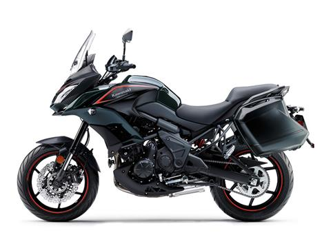 2018 Kawasaki Versys 650 LT in Orange, California
