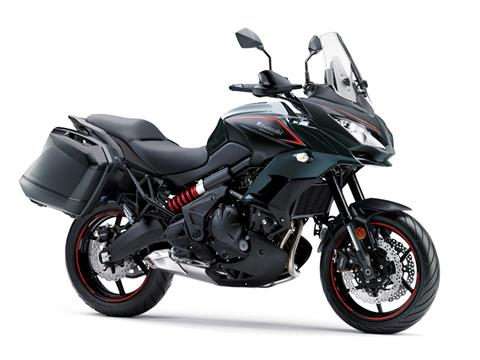 2018 Kawasaki Versys 650 LT in Asheville, North Carolina