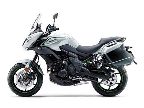 2018 Kawasaki Versys 650 LT in Waterbury, Connecticut