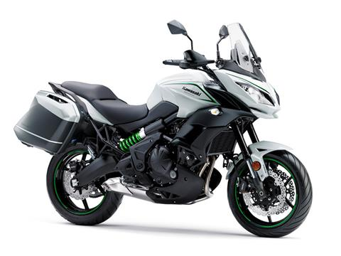 2018 Kawasaki Versys 650 LT in Redding, California
