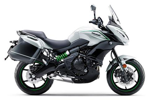 2018 Kawasaki Versys 650 LT in Clearwater, Florida