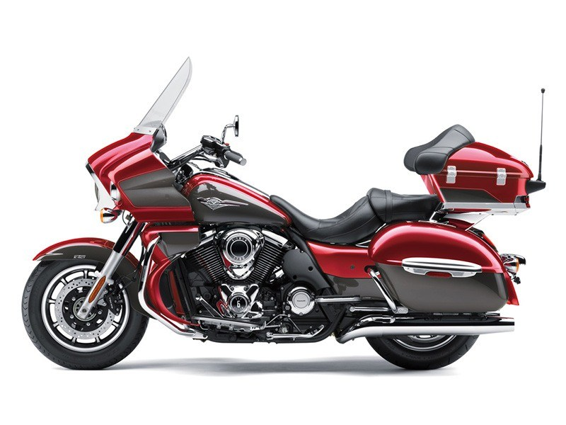 2018 Kawasaki Vulcan 1700 Voyager ABS in Freeport, Illinois