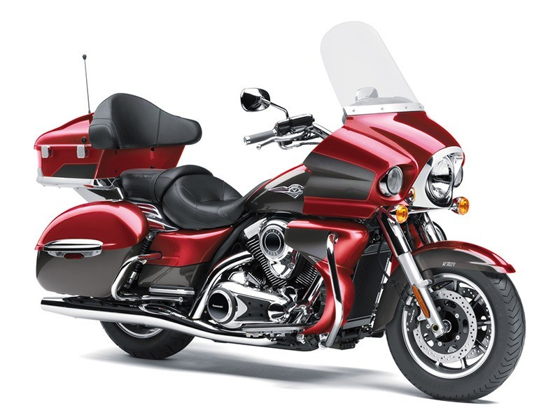 2018 Kawasaki Vulcan 1700 Voyager ABS in Fairfield, Illinois