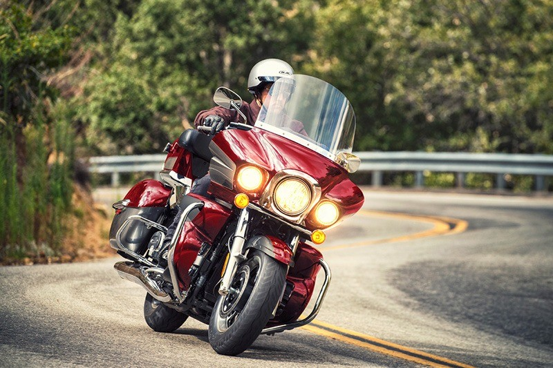 2018 Kawasaki Vulcan 1700 Voyager ABS in Marlboro, New York - Photo 5