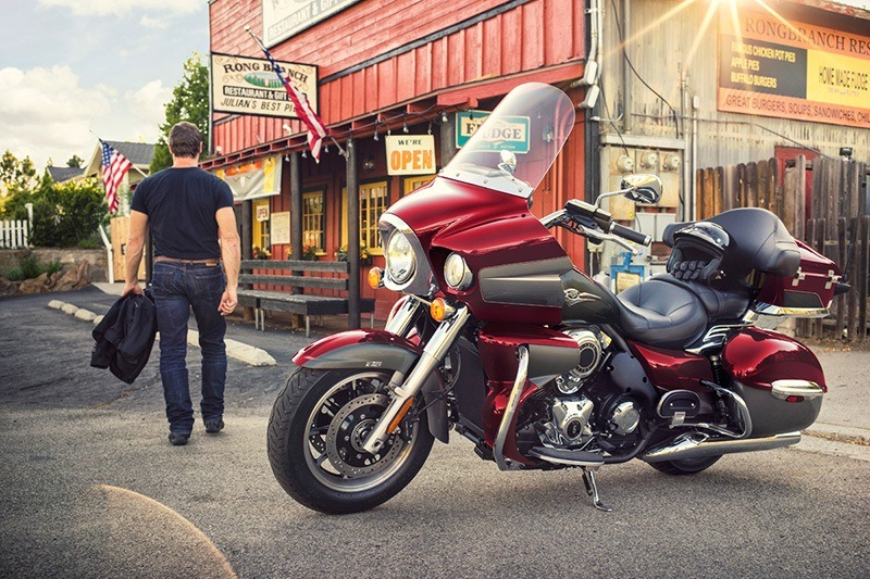 2018 Kawasaki Vulcan 1700 Voyager ABS in Norfolk, Virginia