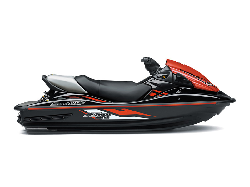2018 Kawasaki Jet Ski STX-15F in Waterbury, Connecticut