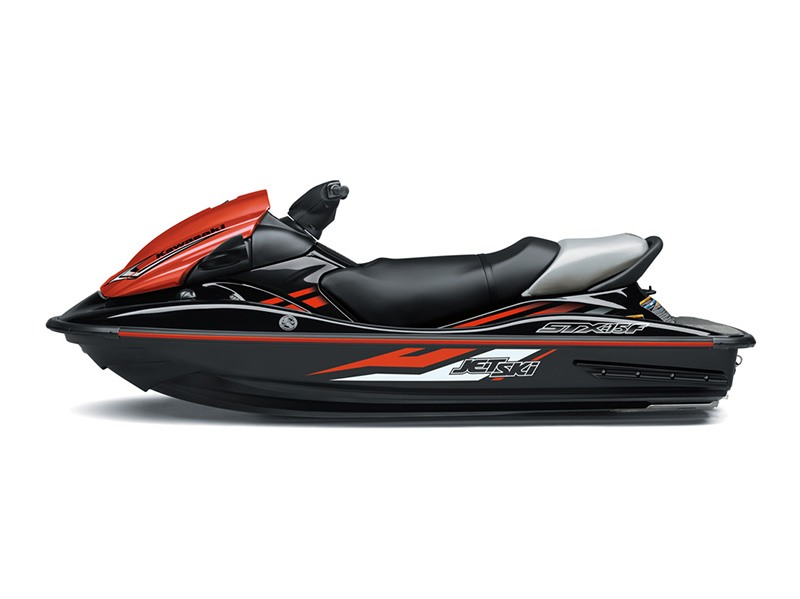 2018 Kawasaki Jet Ski STX-15F in Norfolk, Virginia